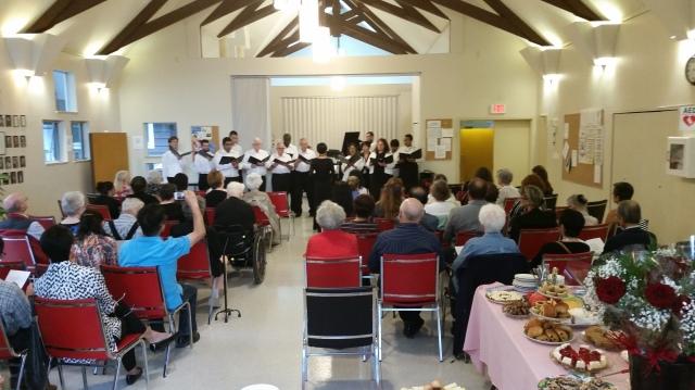St. Stephen's choir
