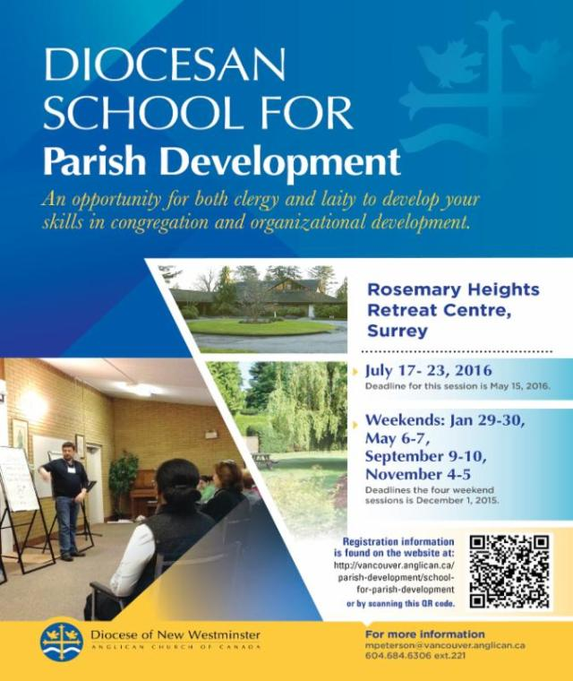 diocesan school of parish development